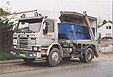 Scania 93 M Schuttcontainer-Lkw