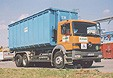 Mercedes Atego 2628 Container-Abrollkipper