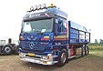 Mercedes Actros 2553 L Container-Abrollkipper